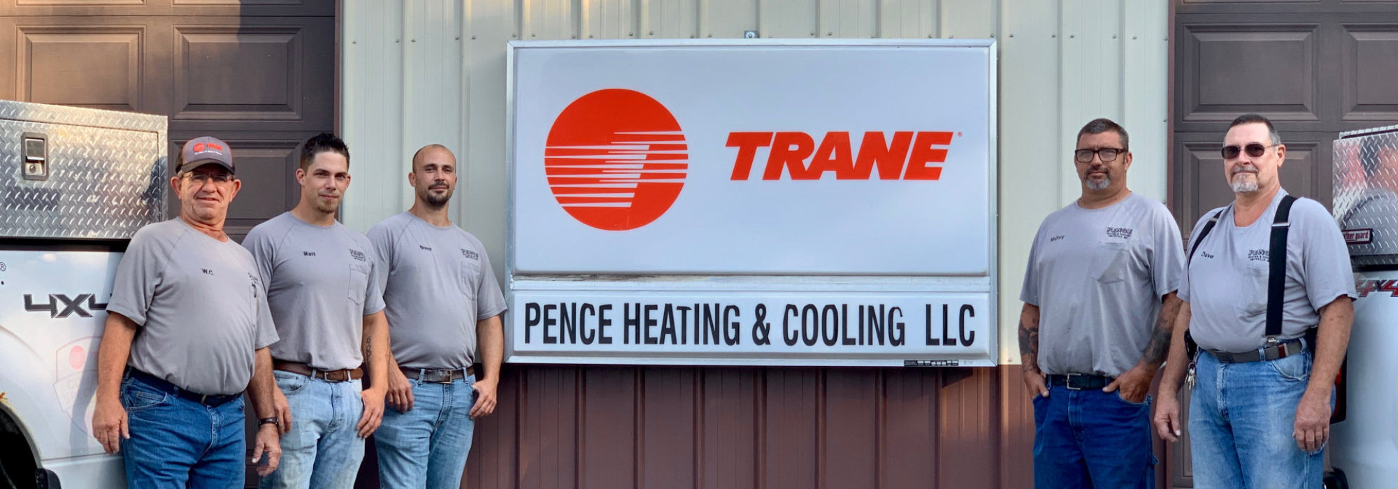 pence heating and cooling services smithville mo